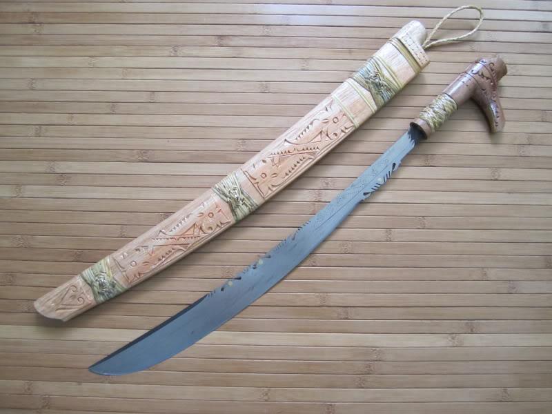 senjata tradisional jambi