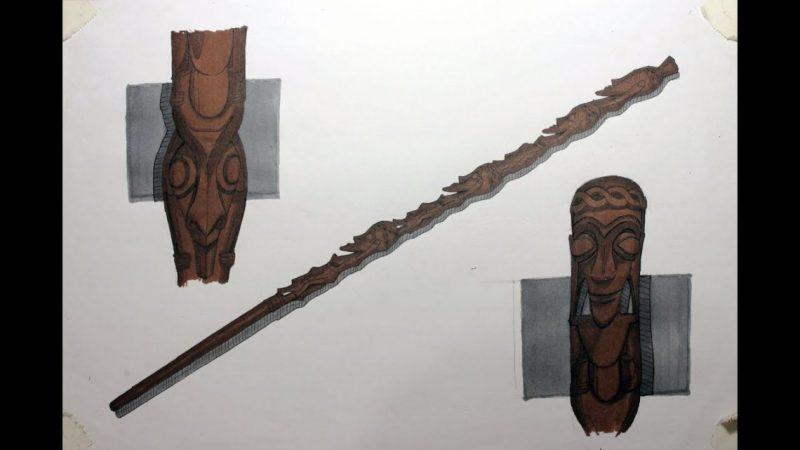 senjata tradisional tunggal panaluan